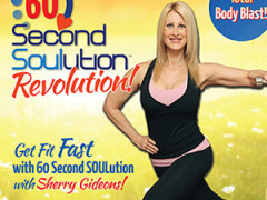 "Fitness Expert Sherry Gideons Releases ""60 Second Soulution Revolution"", a Ground-Breaking Workout to Burn Fat and Build Lean Muscle Twice as Fast as a Traditional Workout"