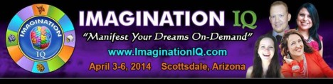 "Imagination IQ ""Manifest Your Dreams On-Demand"" Imagination IQ.com"