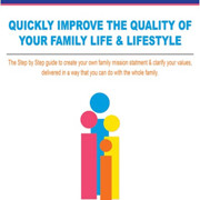 "Author Michelle Humphrey discusses Familyprenuering, ""improving the Quality of Your Family & Life"""